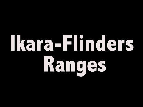 IKARA-FLINDERS RANGERS '17