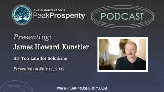 James Howard Kunstler: It