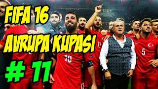 Fifa 16 / Beşiktaş Kariyeri / Bölüm 11 / Avrupa Kupası Başlıyor.