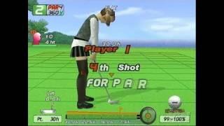 Eagle Eye Golf PlayStation 2 Video - Teeing Off