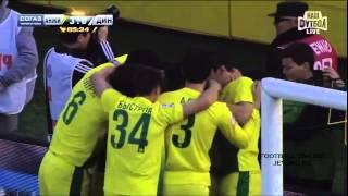 Анжи-Динамо 4:0. 6 апреля 2014. Обзор матча. HD видео.