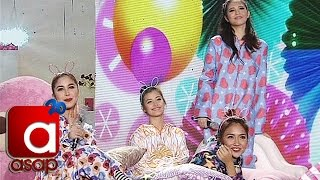 "ASAP: Kathryn, Janella, Liza, Julia sing ""Hold My Hand"" on ASAP"