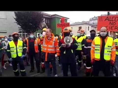 """""""Pedrito, échale huevos!"""": el cántico de los trabajadores de Alcoa"""