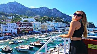 Italy 2016: Capri, Rome, Naples, Tuscany & more!