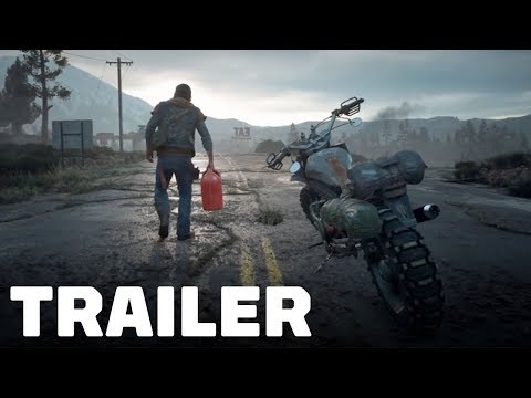 Days Gone - Drifter Bike Trailer