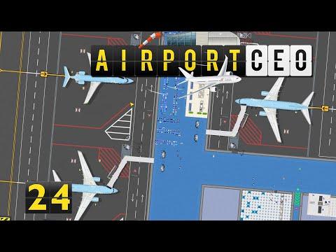 Airport CEO | Ein Weg ins Nirgendwo ► #24 Flughafen Bau Management Simulation deutsch german