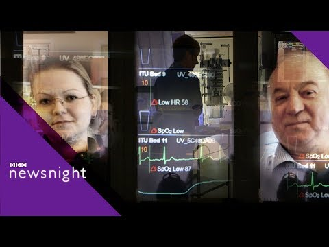 Skripal poisoning: Medics reveal fears - BBC Newsnight