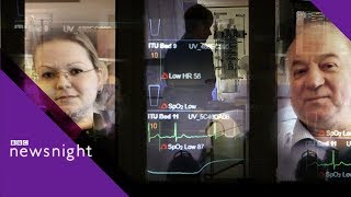 Skripal poisoning: Medics reveal fears - BBC Newsnight