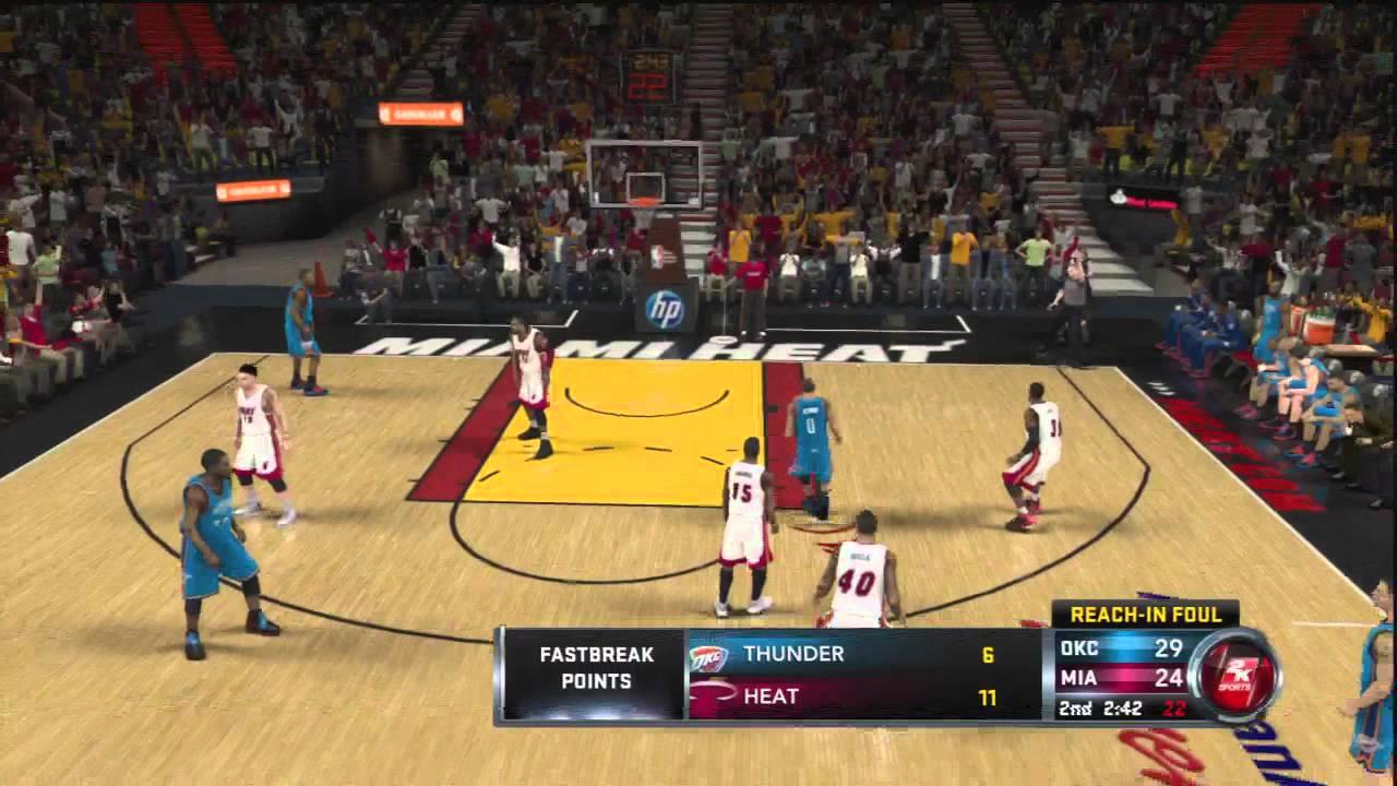 Oklahoma City Thunder Miami Heat live score, video stream ...