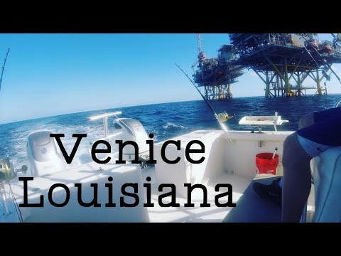 Offshore Fishing Venice,Louisiana