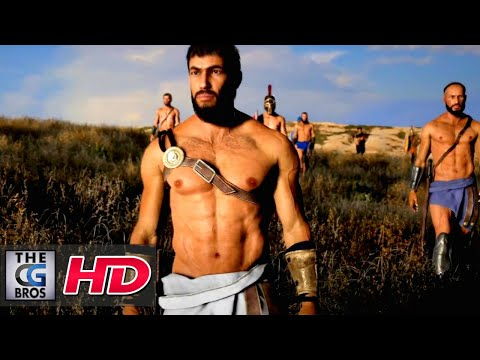 """CGI 3D Animated Short: """"The Odyssey Book 9"""" - by Humanurban 