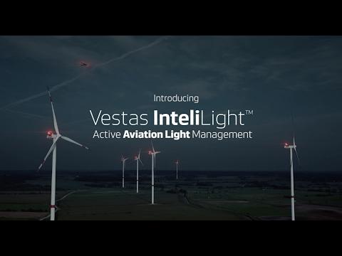Vestas InteliLight™ – Active Aviation Light Management