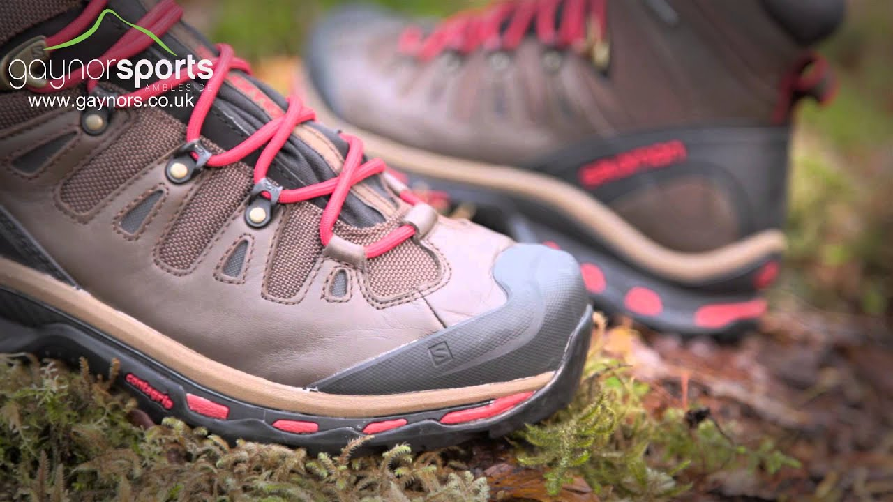 salomon quest origins waterproof walking boots gaynors co uk