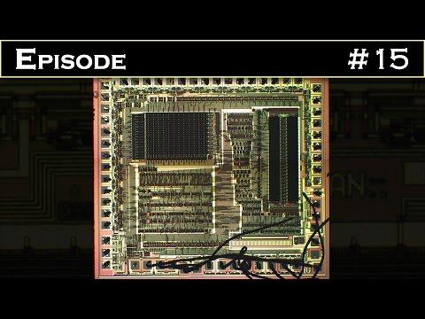EPISODE 15 : Anatomie d'un processeur A.S.I.C.