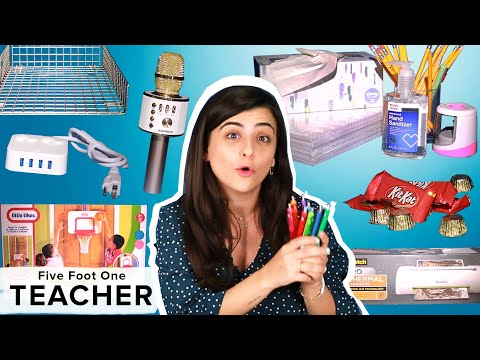 9 Must-Have Classroom Essentials • Five Foot One Teacher