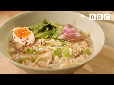Nigella Lawson's comforting Ramen recipe  Simply Nigella  BBC Two