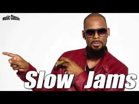 90'S SLOW JAMS MIX ~ MIXED BY DJ XCLUSIVE G2B ~ Usher, R. Kelly, Keith Sweat, 112, Jodeci & More