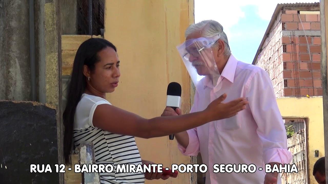 Rua Doze - Bairro Mirante - Porto Seguro - Bahia