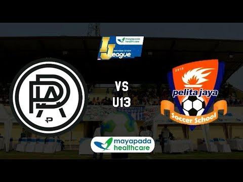 Pro Direct Academy vs Pelita Jaya SS [Indonesia Junior Mayapada League 2019] [U13] 13-1-2019