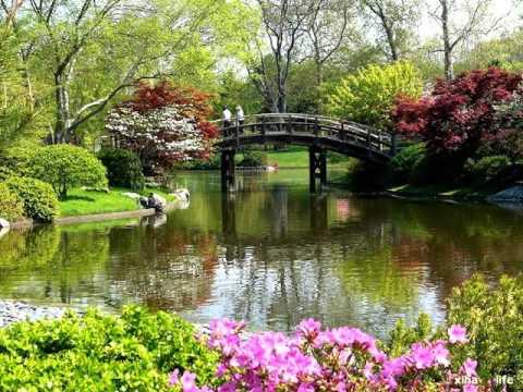 Jardines japoneses youtube for Estanques japoneses jardin