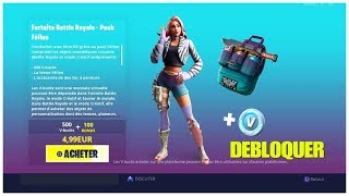 "HOW TO THE NEW STARTER PACK ""FELINE"" FREE ON FORTNITE!"