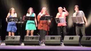 A influência do jazz - Brasil Vocal CCBB RJ 2014
