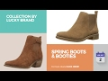 Spring Boots & Booties Collection By Lucky Brand