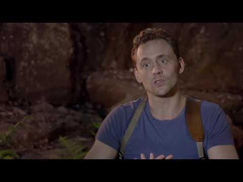 Kong Skull Island On Set Interview - Tom Hiddleston