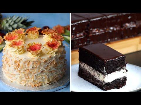 5 Fun And Easy To Make Cake Recipes