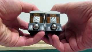Thomas Wooden Railway 1992 Toby The Tram Engine Through The Years Review