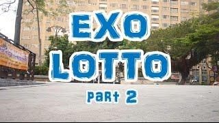 EXO Lotto(Louder) Part 2 分解動作舞蹈教學 // dance tutorial//振り付け//踊ってみた // dance cover/practice/Lesson