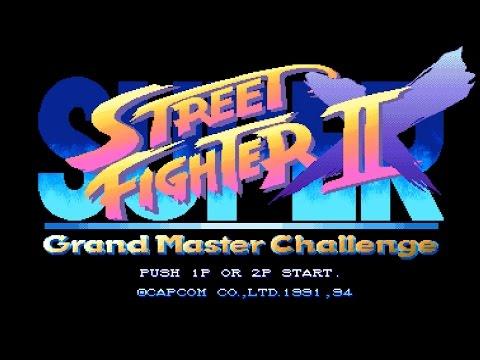 [3150x1772] リュウ - スーパーストリートファイターII X(Arcade,JP,LV1,最易)