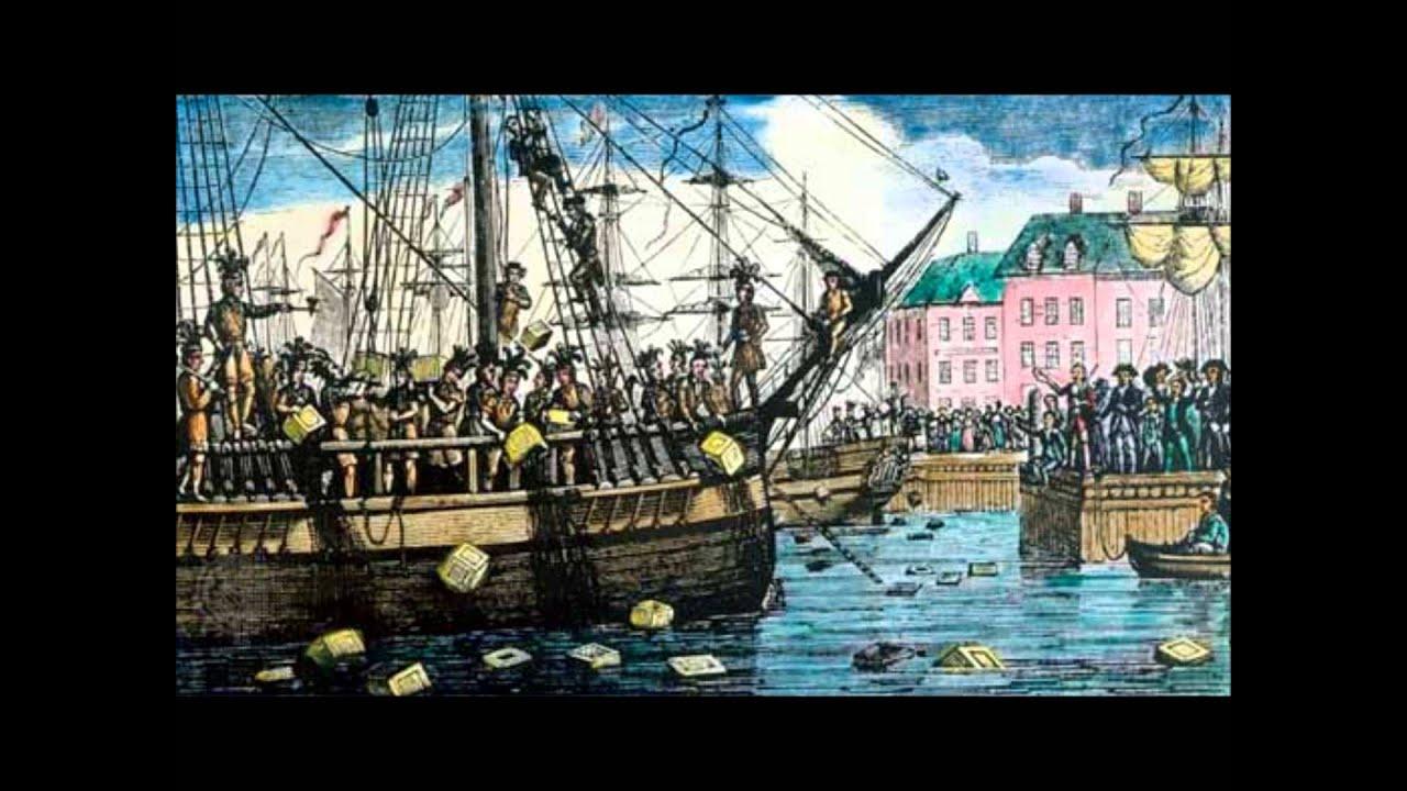 årsaker til den amerikanske revolusjon