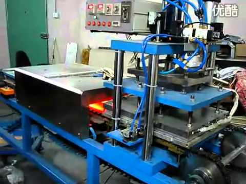 Automatic wooden spoon and fork making machinery wood machine