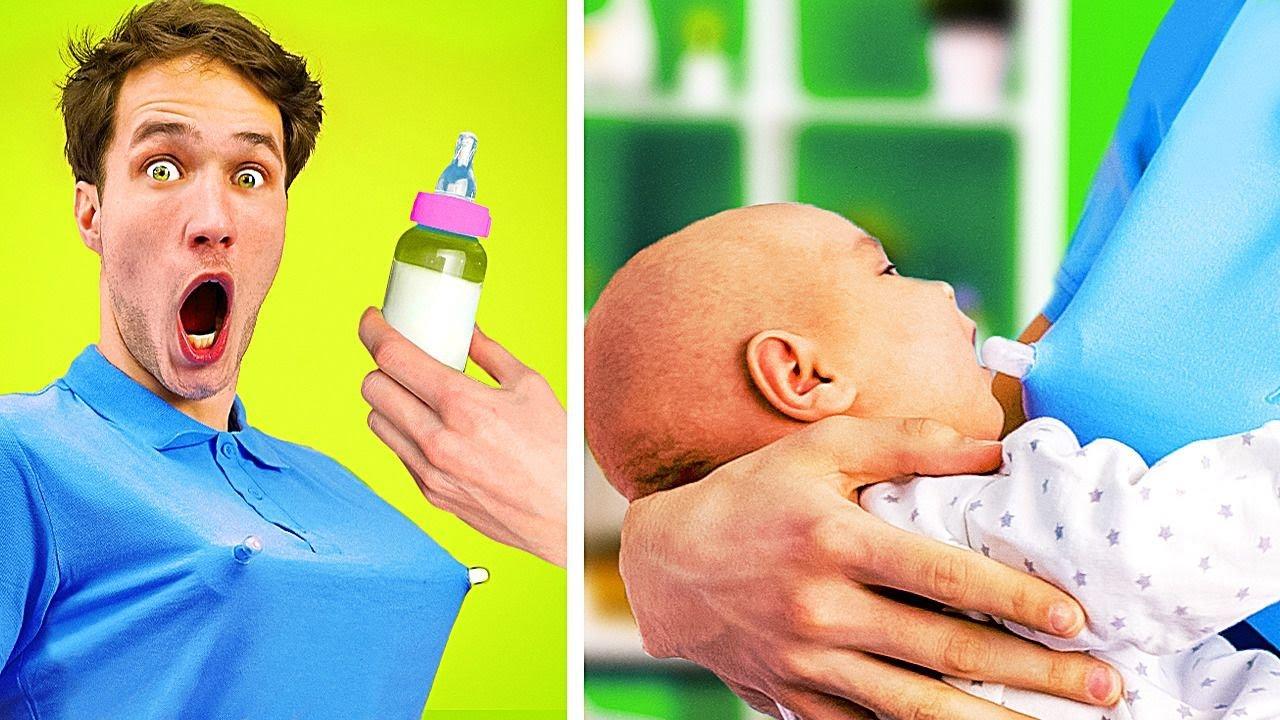 17 УМНЫХ ЛАЙФХАКОВ ДЛЯ РОДИТЕЛЕЙ || Крутые идеи для легкого родительства