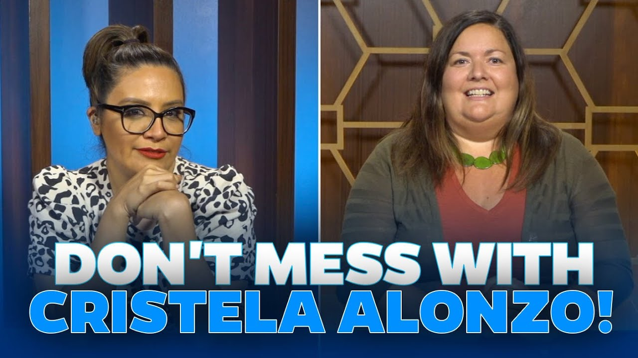 Download Don't Mess With Cristela Alonzo!