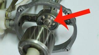 สาเหตุพัดลม หมุนช้า-ไม่หมุน DIY electric fan repair