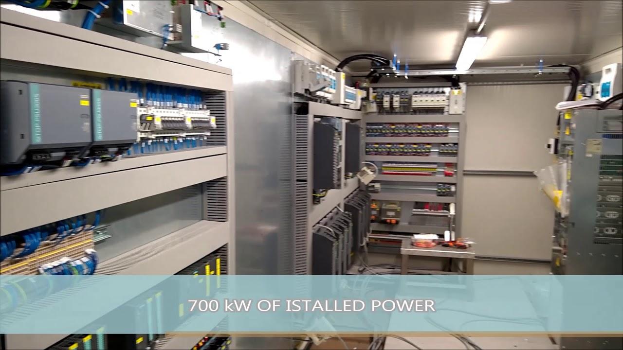 Schemi Elettrici Macchine Industriali : Sistemi per l automazione industriale quadri elettrici bordo