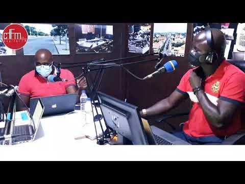 PROGRAMA DEBATE NACIONAL RÁDIO CAPITAL FM GUINÉ-BISSAU, 08/05/2021