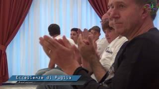 13-10-2019: Premiazione eccellenze pugliesi 2018-2019