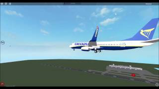 Ryanair Roblox Advert.
