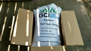 DLC - Ordered GCI Turf Seed :)
