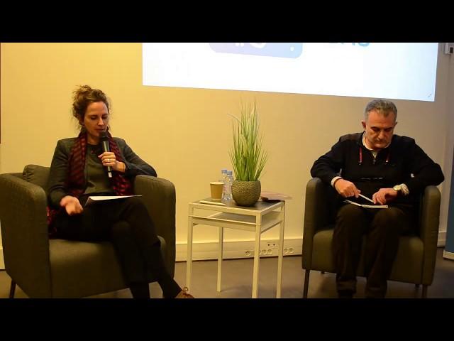 Rencontre avec Laura Ruiz de Elvira : vers la fin du contrat social en Syrie
