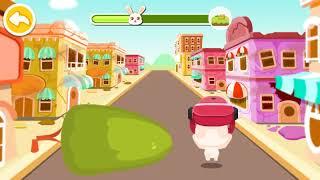 Game Tips Keselamatan Gempa Bumi - Game Asyikkkk Buat Anak Kecil | Babybus | GamePaly Android