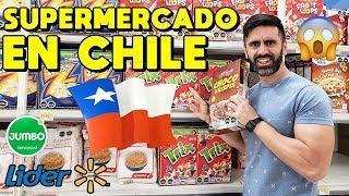 SUPERMERCADO EN CHILE 🔥🔥🔥 Argentinos reaccionan a un supermercado chileno