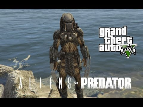 Gta 5 How To Download And Install Predator Script Free Mod By JulioNIB