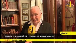 Azərbaycanlı qazilər İstanbulda səfərdə olub