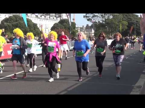Official Video Great South Run 2016