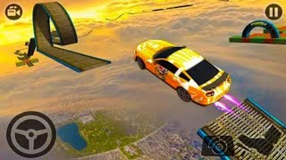 Impossible Stunt Car Tracks 3D Game - Android GamePlay - Mobile Games Download - Car Games Download