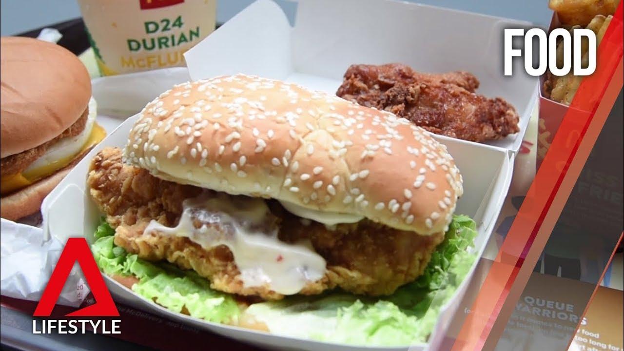Taste test: McDonald's Ha Ha Cheong Gai menu | CNA Lifestyle